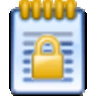 steganos.com Locknote logo