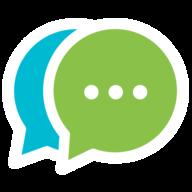 All-in-One Messenger logo