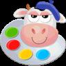 Splash of Fun Coloring Game logo