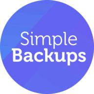 SimpleBackups logo