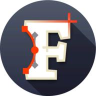 FontLab VI logo