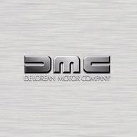 The DeLorean logo