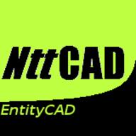 NttCAD logo