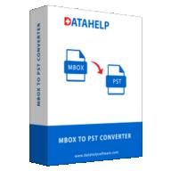 DataHelp MBOX to PST converter logo
