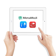 MetaMoJi Note logo