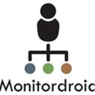 Monitordroid logo
