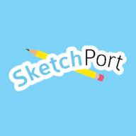 SketchPort logo
