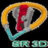 SR 3D Builder logo