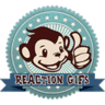 Reaction GIFs logo
