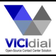 VICIdial Contact Center logo