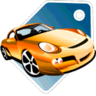Cars HotSurf logo
