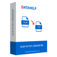 DataHelp OLM to PST Converter logo