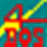 4DOS logo