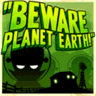 Beware Planet Earth logo