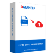 DataHelp PST to Office 365 logo