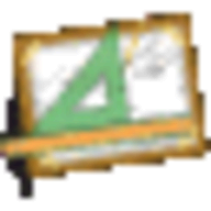 DeltaCAD logo