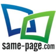 Same-Page eStudio logo