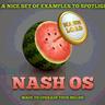 NASH OS logo