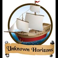UnknownHorizons logo