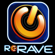 ReRave Plus logo