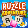 Ruzzle Adventure logo