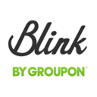 Blink by Groupon logo