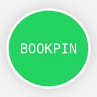 Bookpin logo