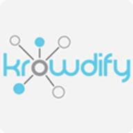 Krowdify Notes logo