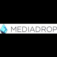 MediaDrop logo