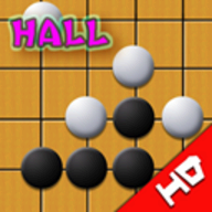 Gomoku - Online Game Hall logo