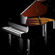 Virtual MIDI Piano Keyboard logo