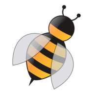 BeeFree logo