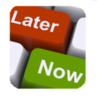 Save For Later logo