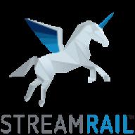 StreamRail logo