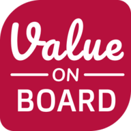 Value on board logo
