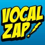 VocalZap logo