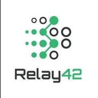 Relay42 logo
