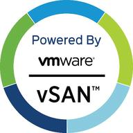 VMware vSAN logo