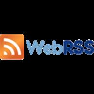 WebRSS logo