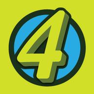 Domains4Less logo