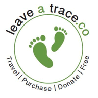 Leave A Trace logo