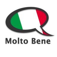 Learn Italian - Molto Bene logo
