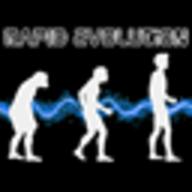 Rapid Evolution logo