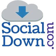 SocialDown logo