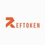 RefToken.io logo