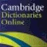 Cambridge Dictionaries Online logo