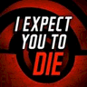I Expect You To Die logo