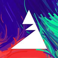 Trigraphy logo