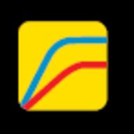 VisSim logo