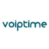 Voiptime Cloud Call Center logo